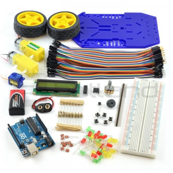 starter kit arduino