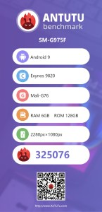 Samsung-Galaxy10-benchmark