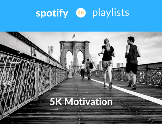 5K Motivation : Spotify Playlist
