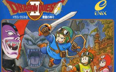 Murder by Malroth: Dragon Quest 2 and the Time(s) I Almost Quit