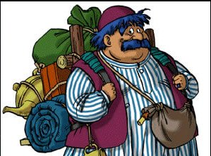 Dragon Quest IV (Ch.3): Torneko and the Extravagant Excavation