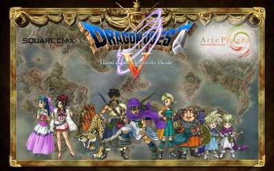 Dragon Quest V: (Part Three) Adulthood/Fatherhood