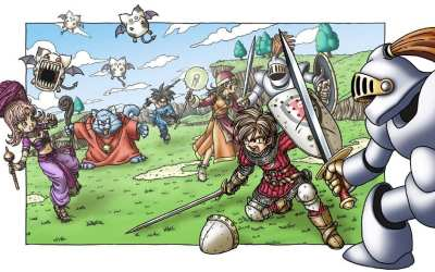 Dragon Quest IX: The Gortress, the Gittish Empire, and Beyond