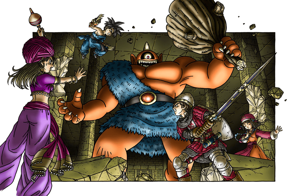Dragon Quest FM, Episode 34: Dragon Quest IX Deep Dive (Episode Five): Let's Talk About Co-Op Mode and a Possible Remake