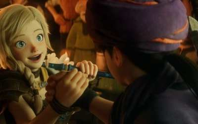 Dragon Quest Your Story is on Netflix
