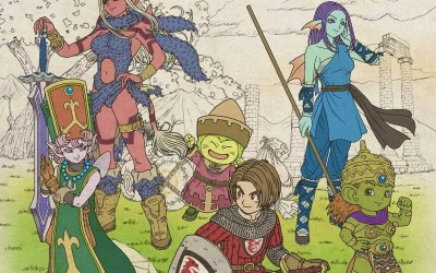Dragon Quest X Artworks: The Art of Astoltia (Book Review)