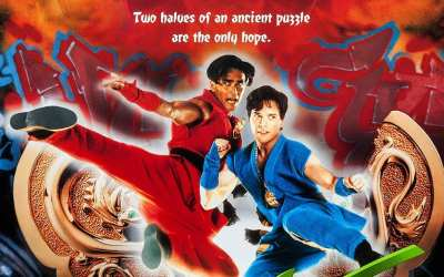 "Remembering ""Double Dragon"" the Movie [Schlockoholics Anonymous]"