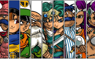 Dragon Quest FM, S2 E25 – Dragon Quest IV Deep Dive (Episode Two): Characters and Companions