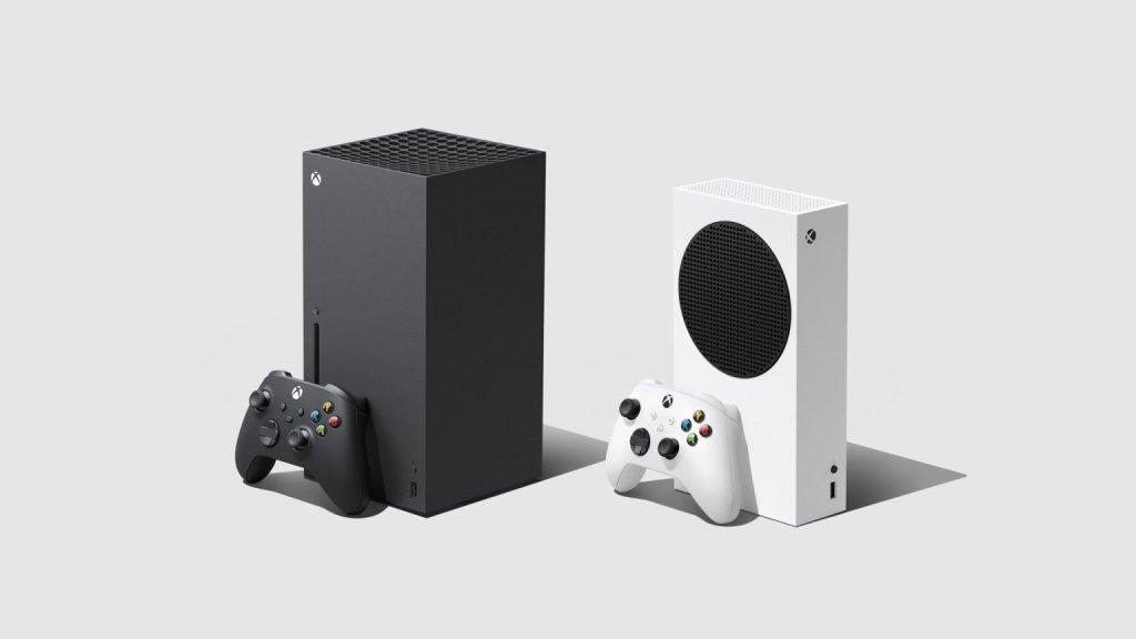 Xbox Series S et X