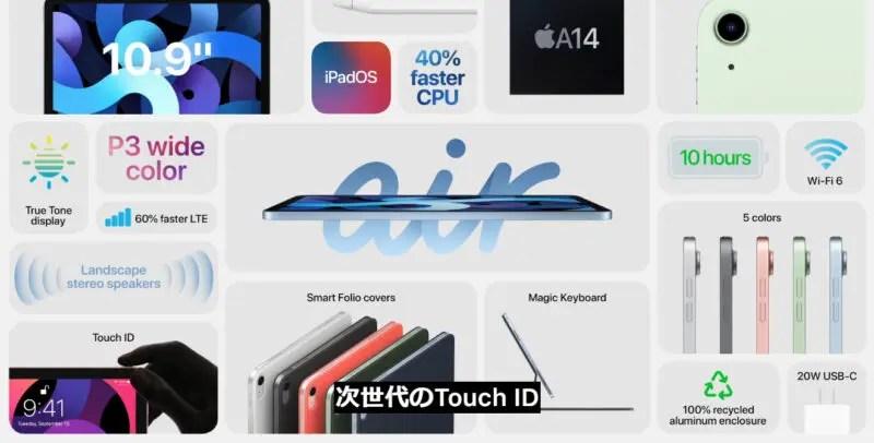 iPadAir_02 【朗報】最強のタブレットが誕生してしまう 新型iPad Air