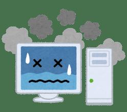 computer_desktop_bad-480x425 【PC】自作pc詳しい人きてくれ!dvdドライブが壊れたから後ろの配線抜いたらpc起動しなくなったんだが