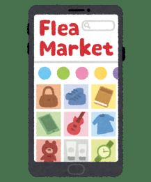 smartphone_app_fleamarket-1-480x578 【フリマ】メルカリの販売手数料エグ過ぎて草