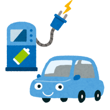 car_denki-480x480 【自動車】日産とホンダ、2030年までに米国販売の4割以上をEVに