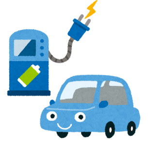 car_denki-480x480 世界「ガソリン車廃止!EV車最高!CO2排出ゼロ!」