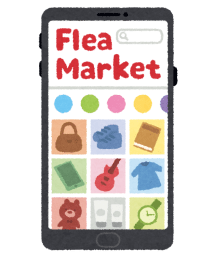 smartphone_app_fleamarket-1-480x578 【フリマ】メルカリでガ〇ジ出品者に当たった時の対処法教えてくれ
