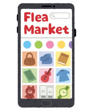 smartphone_app_fleamarket-1-480x578 【フリマ】メルカリで「動作未確認」と書いてある中古品を誤って買ってしまった。