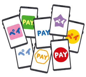 smartphone_app_pay_ranritsu-2-480x428 【電子決済】ワイ「支払いpaypayで」 店員「こちらのQRコードを読み取ってからお支払い金額を入力して下さい」