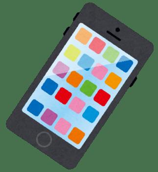 smartphone-480x521 【朗報】ドコモユーザーのワイ、今月も1GB未満で終われそう