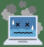 computer_note_bad-480x508 【悲報】女性さん、パソコンが古いという理由だけで3ヶ月で辞職してしまう😅