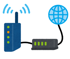 internet_modem_router ネット回線に詳しいやつ来てくれ