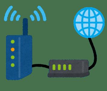 internet_modem_router-480x409 【ネット回線】ワイ軍、ソフトバンクairと24ヶ月4800円の大型契約へ