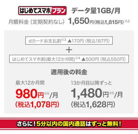 img_main_smt-480x467 【携帯】ドコモが「はじめてスマホプラン」 1GB上限で月額1628円(永年) FOMAからの契約変更限定