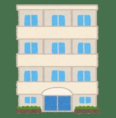 building_mansion2-480x489 マンション(修繕費高いです、管理費駐車代かかります、隣人ガチャあります)←メリット