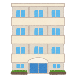 building_mansion2-671x683 【悲報】田端大学塾長「フラット35は今やセカンドハウスもオッケー!賃貸出しもオッケーです!」
