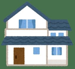 building_house1 【不動産】一戸建て「新築時の平均価格は2640万円程度です」←うん  一戸建て「ちな10年後の平均価格は…………」