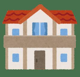 building_house2-480x465 【不動産】不動産に自信ニキ頼む、二世帯住宅の一世帯分空家なんやが賃貸にしたりできるか?