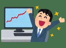 kabu_chart_man_happy-480x349 【投資】株とか投資だけで食っていくことって知識ないやつにも可能?