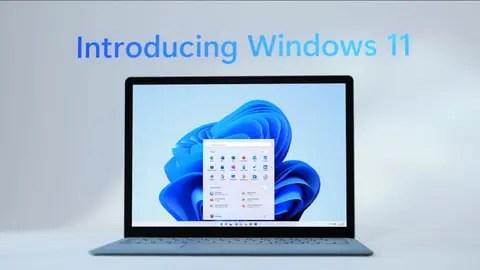 windows11 【速報】Windows 10の後継Windows 11発表