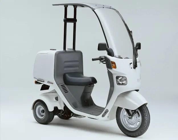 BFPSC70 軽自動車移動か250ccバイク移動か