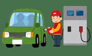 gas_station_kyuuyu 【悲報】自動車教習所、ガソリンの入れ方も教えてくれない…