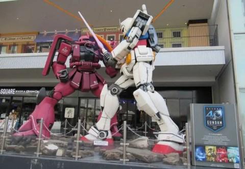 650x450_17839669-480x332 【ガンダム】福岡市の「ららぽーと福岡」に実物大の「νガンダム」立像。2022年春に公開