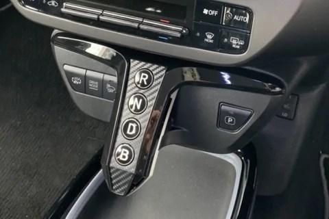 sJMbNSN-480x320 [悲報]車さん、シフトレバーを「ボタン化」してしまう
