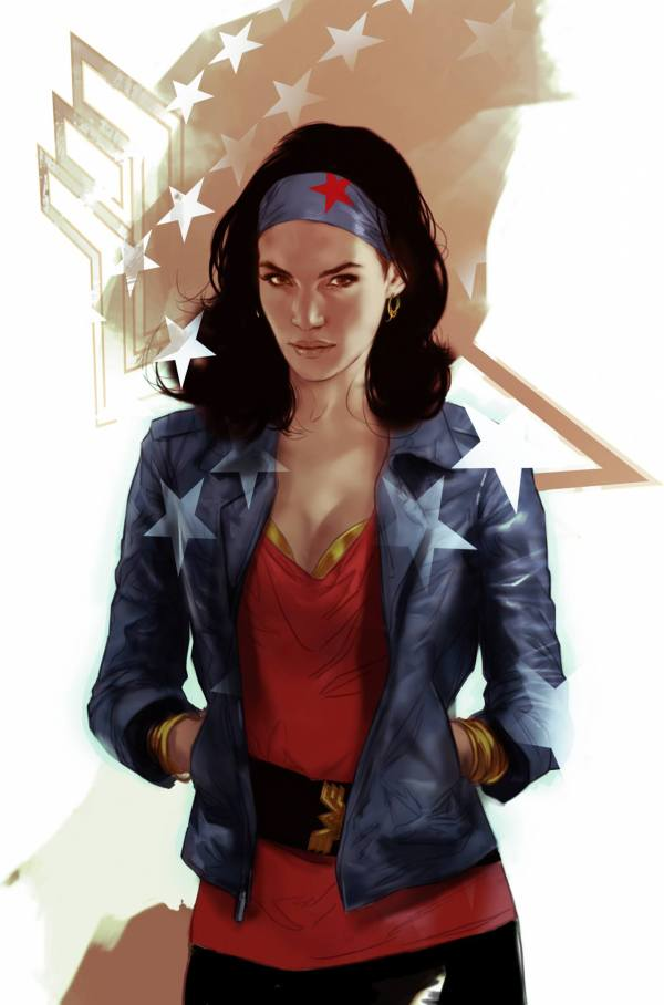 Woman Casual In Art Ben Oliver Geektyrant