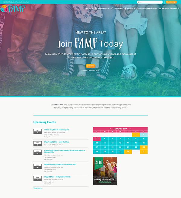 PAMP Website