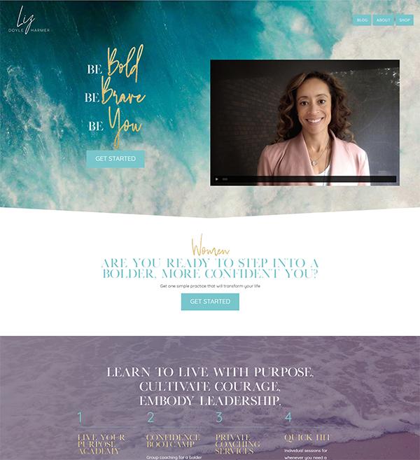 Liz Doyle Harmer Website