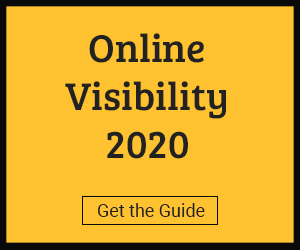 Online Visibility 2020 Guide