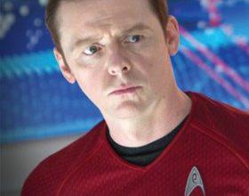 Simon Pegg Discusses The Status of 'Star Trek 4'