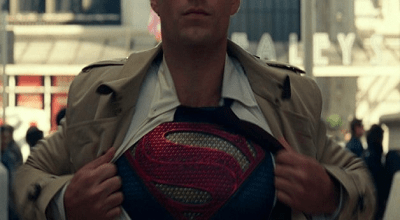 Superman is Important to WB Says Geoff Johns