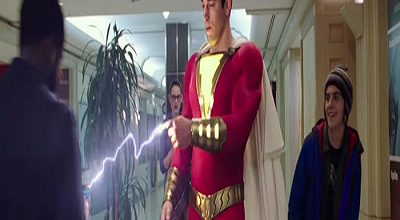 What Are Those?! 'SHAZAM!' Director Explains Boot Change