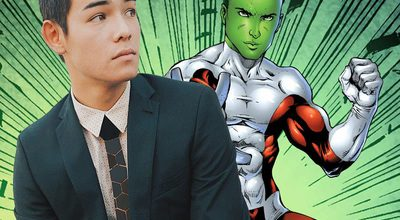 Ryan Potter Responds to Racist Comments over Anna Diop's Casting in Titans
