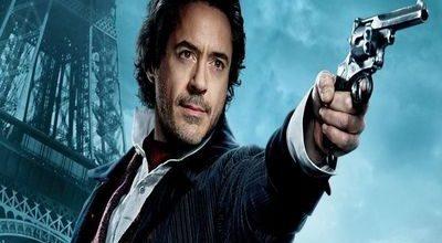 Robert Downey Jr. Teases The Return of Sherlock Holmes
