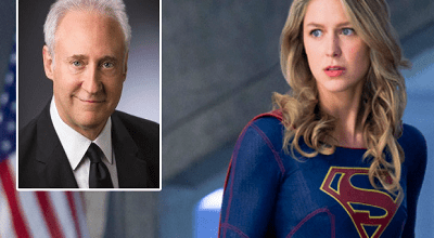 Star Trek: The Next Generation Alum Cast in 'Supergirl'