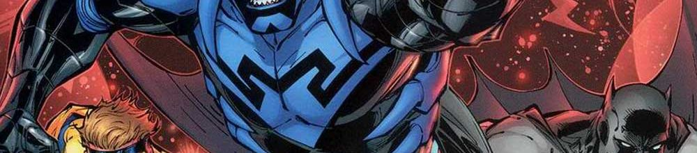 DC Officially Developing Jaime Reyes Blue Beetle Movie