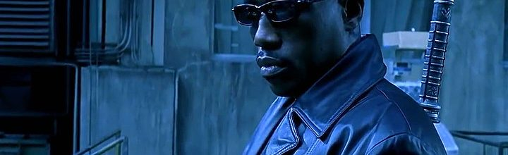 "Wesley Snipes Says Blade Reboot is ""Up to Marvel"""
