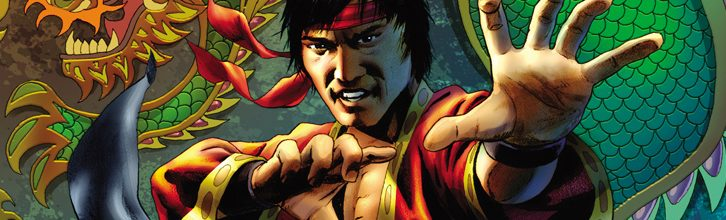 Kevin Feige Knows There Are Risks With Making 'Shang-Chi'