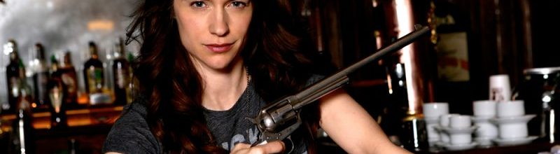 Wynonna Earp's Showrunner Releases Photo of Season Four's Premiere Script
